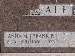 Anna M. Alf