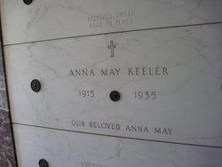 Anna May Keeler