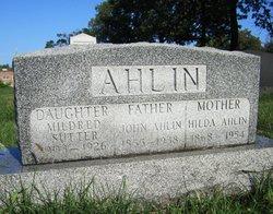 Hilda Ahlin