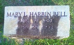 Mary Lular <i>Harbin</i> Bell