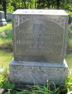 Augusta H. <i>Whitcomb</i> Angle
