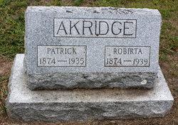 Robirta <i>Beeler</i> Akridge