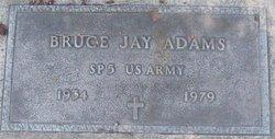 Bruce Jay Adams