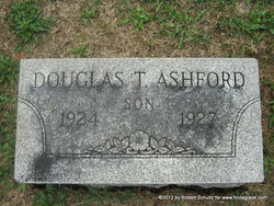 Douglas Thornton Ashford