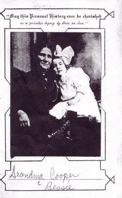 Elizabeth Mary Bessie Cooper