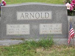 Willie F Arnold