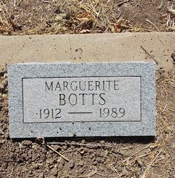 Marguerite Botts