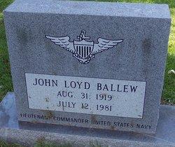 John Loyd Ballew, Sr