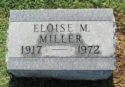Eloise M Miller