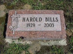 Harold Bills