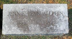 Jennie <i>Penn</i> Allphin