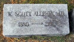 Dr Winfield Scott Allphin