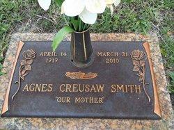 Agnes <i>Creusaw</i> Smith