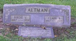Clark B Altman