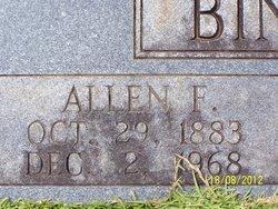 Allen Franklin Binkley