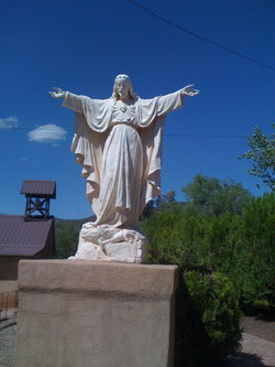 Jemez Springs Catholic Cemetery