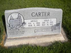 Leslie Floyd Carter