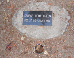 George Loughmiller Hoot Cress