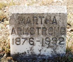 Martha <i>Smith</i> Armstrong