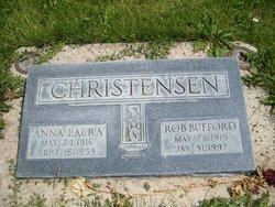 Anna Laura <i>Brady</i> Christensen
