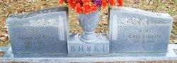 Agnes <i>Bartlett</i> Burge