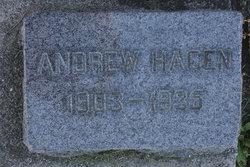 Andreas Andrew Hagen