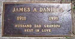 James A Daniels