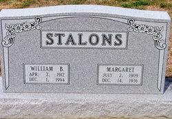 Margaret Lela <i>Garrett</i> Stalons