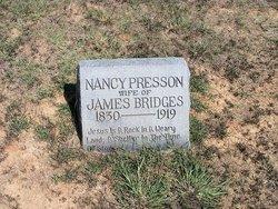 Nancy Janes <i>Presson</i> Bridges