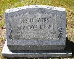 Jessie McMahon <i>Byers</i> Bieber