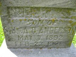 Herbert S Anderson
