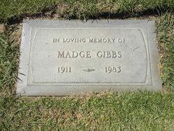 Magdalene Madge <i>Reynolds</i> Gibbs