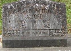 Garland Whitford Alford