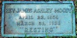 Rev James Ashley Moody