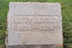 Betty Louise Lydick