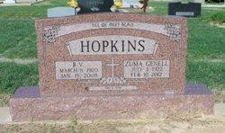 Zuma Genelle <i>Griffis</i> Hopkins
