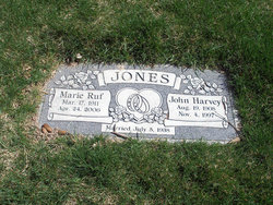 Marie <i>Ruf</i> Jones