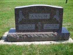 Bennie M Aasum