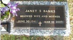 Janet Sue <i>Edwards</i> Banks