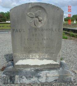 Paul T. Brownlee