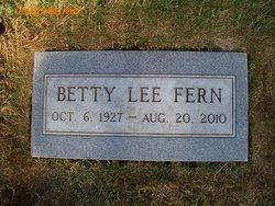 Betty L. Fern