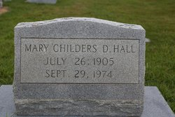 Mary <i>Childers</i> Hall