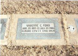 Vivienne C. <i>Callaway</i> Ford