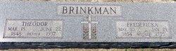 Fredericka <i>Voeste</i> Brinkman