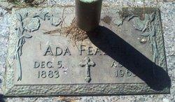 Ada Feazell