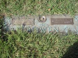 Harry Martin Bowen, Jr