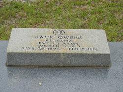 Jack Duford Owens