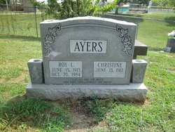 Christine <i>Lear</i> Ayers