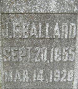 John Franklin Ballard