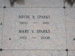 Mary V. Sparks